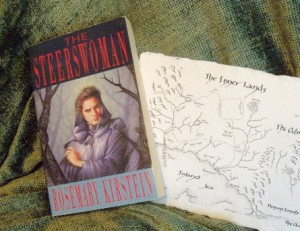 steerswoman with map small