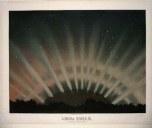 aurora borealis, march 1 1872