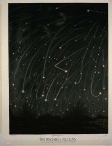 November meteors, 1868