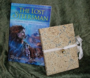 lost steersman with blank book small